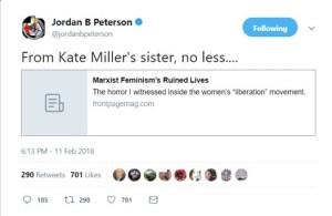 Peterson Tweet2